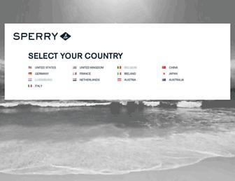 Thumbshot of Sperrytopsider.com