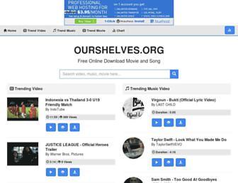 ourshelves.org screenshot