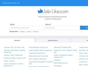 en.job-like.com screenshot