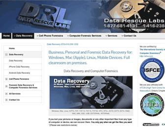 datarescuelabs.com screenshot
