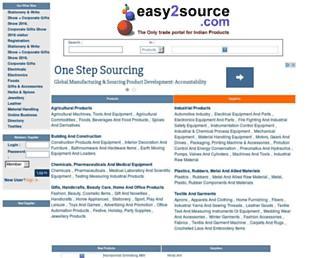 Thumbshot of Easy2source.com