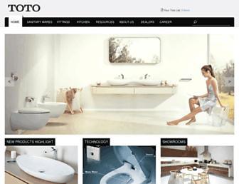 toto.co.id screenshot