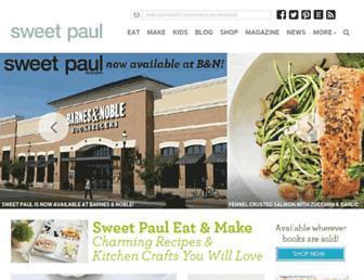 Thumbshot of Sweetpaulmag.com