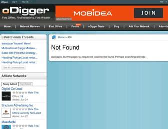 Thumbshot of Odigger.com