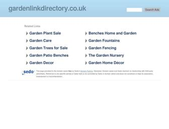 Thumbshot of Gardenlinkdirectory.co.uk