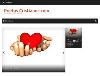 poetascristianos.com screenshot