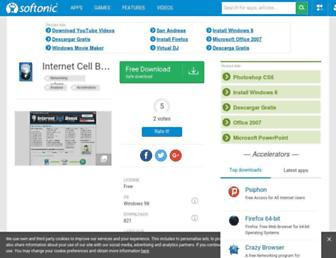 internet-cell-boost.en.softonic.com screenshot