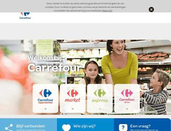 Thumbshot of Carrefour.eu