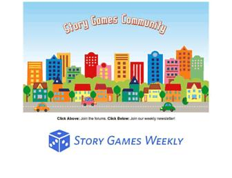 story-games.com screenshot