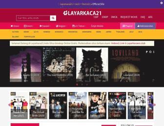 layarkaca21indo.com screenshot