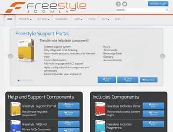 Thumbshot of Freestyle-joomla.com
