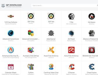 qpdownload.com screenshot