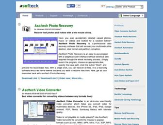 asoftech.com screenshot