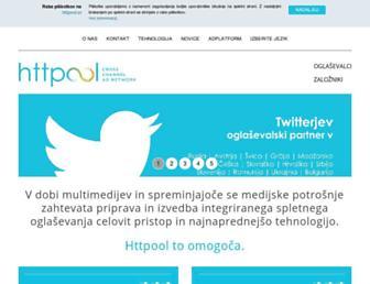 Thumbshot of Httpool.si
