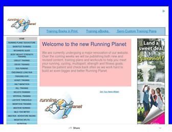 Thumbshot of Runningplanet.com