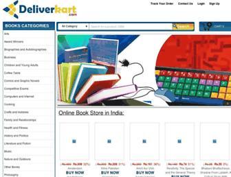 Thumbshot of Deliverkart.com
