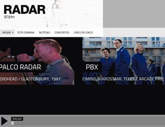 Fullscreen thumbnail of radarlisboa.fm