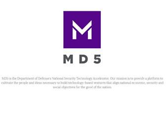 Thumbshot of Md5.net