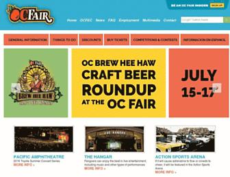 Thumbshot of Ocfair.com