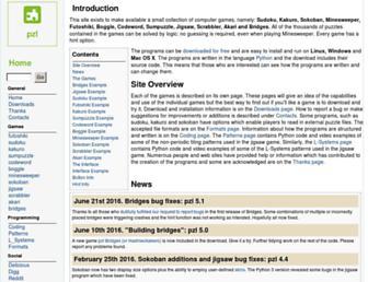 pzl.org.uk screenshot