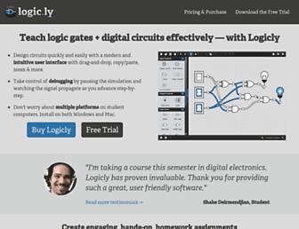logic.ly screenshot