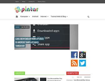 pintar.co.id screenshot