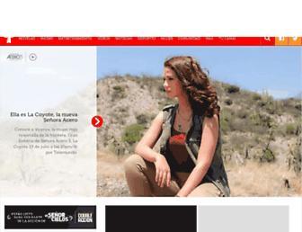 msnlatino.telemundo.com screenshot
