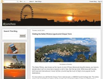 jonchoo.blogspot.com screenshot