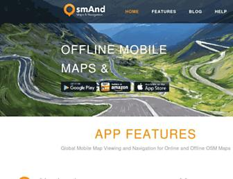 osmand.net screenshot