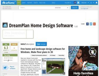 dreamplan-home-design-software.en.softonic.com screenshot