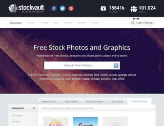 Thumbshot of Stockvault.net