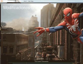 modificaciones-gta.blogspot.com screenshot