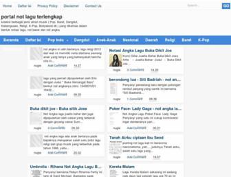 notlagumu.blogspot.com screenshot