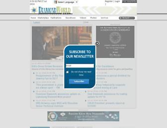 diamondworld.net screenshot
