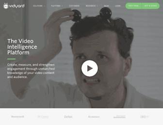 vidyard.com screenshot