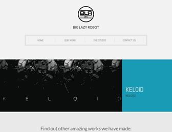 biglazyrobot.com screenshot
