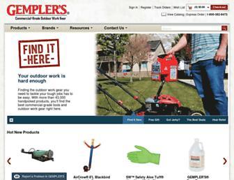 Thumbshot of Gemplers.com