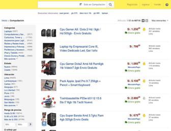 computacion.mercadolibre.com.pe screenshot
