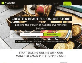 Thumbshot of Avactis.com