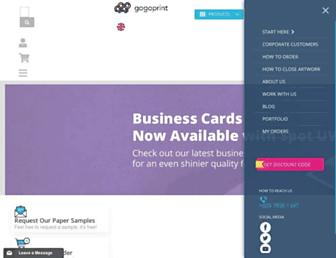 gogoprint.com.my screenshot