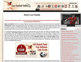 Thumbshot of Free-football.tv