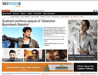 Thumbshot of Bollywood3.com