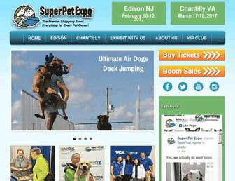 superpetexpo.com screenshot