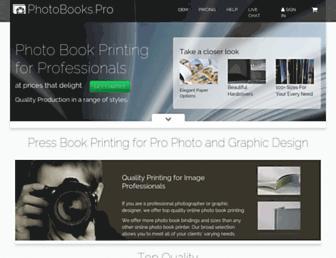 photobooks.pro screenshot