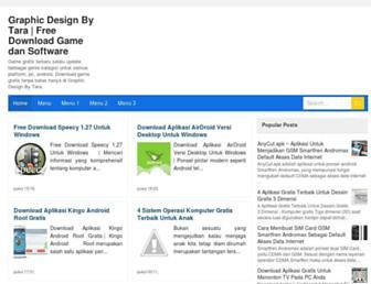 graphicdesignbytara.blogspot.com screenshot