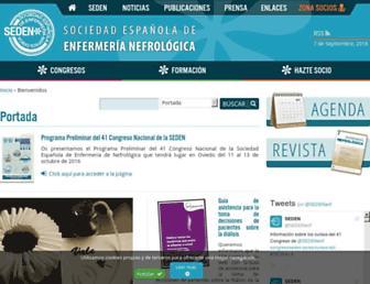 seden.org screenshot