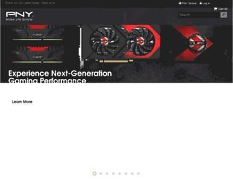 Thumbshot of Pny.com