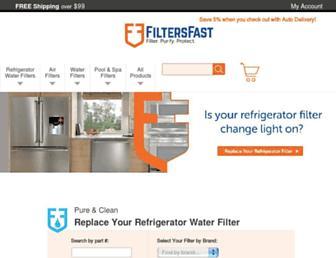 Thumbshot of Filtersfast.com