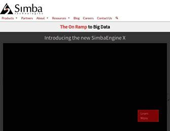 simba.com screenshot