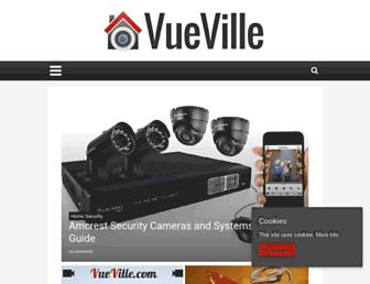 vueville.com screenshot